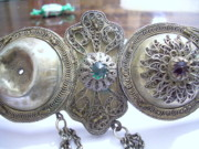 Hand Made Jewelry - Belt - before the reparation by Atelje Borej