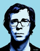 Portraits Paintings - Ben Folds  by Dan Lockaby