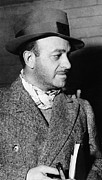 Journalist Framed Prints - Ben Hecht (1894-1964) Framed Print by Granger