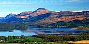 Scotland Photo Posters - Ben Lomond and Loch Lomond Poster by John McKinlay