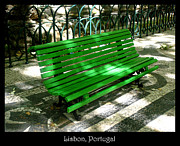 Benches Acrylic Prints - Bench 02 by Roberto Alamino
