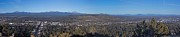 Medford Photos - Bend Oregon Panorama by Twenty Two North Photography