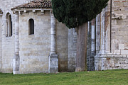 Flagstone Framed Prints - Benedictine Monastery of SantAntimo Framed Print by Jeremy Woodhouse