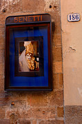 Lucca Metal Prints - Beniiti In Lucca Metal Print by Bob Christopher