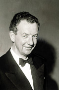 Bowtie Metal Prints - Benjamin Britten, British Composer Metal Print by Everett