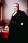 Featured Art - Benjamin Harrison 1833-1901, U.s by Everett