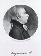 Benjamin Rush 1745-1813, Eminent Print by Everett