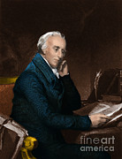 Declaration Of Independence Prints - Benjamin Rush Print by Science Source