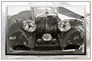Briton Digital Art Prints - Bentley Park Ward Frontal - METAL PRINT RECOMMENDED Print by Curt Johnson