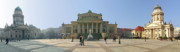 Berlin Germany Art - Berlin - Gendarmenmarkt by Marc Huebner