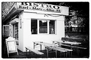 Berlin Art Photos - Berlin Bistro by John Rizzuto