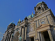 Barock Prints - Berlin Cathedral Print by Juergen Weiss