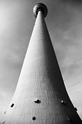 Architektur Metal Prints - Berlin TV tower Metal Print by Falko Follert
