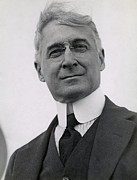Establishment Posters - Bernard Baruch 1870-1965 Built Poster by Everett