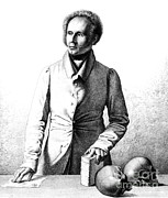 Amputation Prints - Bernhard Von Langenbeck, German Surgeon Print by Science Source