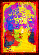 Warhol Digital Art Prints - Bernhardt Print by Gary Grayson