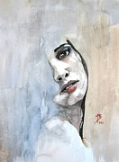 Passion Paintings - Beth by Ray Agius