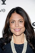 Unveils Posters - Bethenny Frankel At Arrivals For Sony Poster by Everett