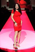 Red Dress Posters - Bethenny Frankel In Attendance For The Poster by Everett