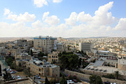 Bethlehem Originals - Bethlehem City West Side by Munir Alawi