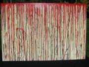 Blood Painting Originals - Betrayal by Jacqueline Athmann