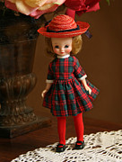 Betsy Doll Print by Marna Edwards Flavell