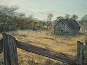 Shed Paintings - Better Days by Bev  Neely