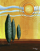 Sunny Metal Prints - Better Days Metal Print by The Art Of JudiLynn