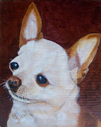 Chihuahua Originals - Betty Davis Eyes by Maureen Diehl