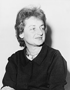 Social Movements Art - Betty Friedan 1921-2006, Feminist by Everett