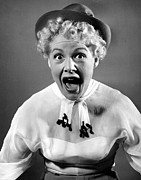 Screaming Posters - Betty Hutton, 1950 Poster by Everett