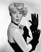 Long Gloves Framed Prints - Betty Hutton, Ca. 1949 Framed Print by Everett