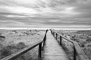 Railing Photo Prints - Between Heaven And Earth Print by Fotografiado por Lusansor
