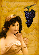 Sarah Vernon Art - Beulah Peel Me a Grape by Sarah Vernon