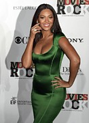 The Kodak Theatre Photos - Beyonce Wearing A Zac Posen Resort by Everett