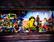 Mural Photos - Beyond Graffiti by Colleen Kammerer