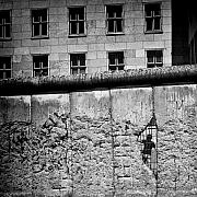 Berlin Germany Photo Prints - Beyond the Wall Print by David Bowman