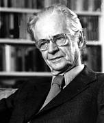 Author Prints - B.f. Skinner, Author, 1979 Print by Everett