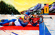 Sean OConnor - Biathlon
