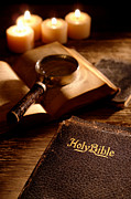 Books Photos - Bible Study by Olivier Le Queinec