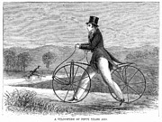 1819 Photos - Bicycling, 1819 by Granger