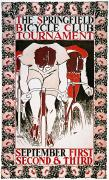 Bicycling Photos - Bicycling Poster, 1896 by Granger