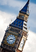 England Posters - Big Ben Poster by Andy Smy