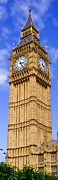Roberto Photo Framed Prints - Big Ben Framed Print by Roberto Alamino