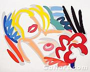 Tom Wesselmann - Big Blonde