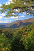 Vermont Photos - Big Branch Wilderness Green Mountains Vermont by John Burk