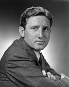 1937 Movies Photos - Big City, Spencer Tracy, 1937 by Everett