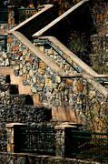 Stair Walk Prints - Big Ditch Print by Vicki Pelham