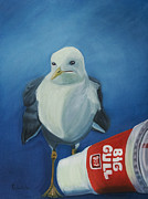 Amy Reisland-Speer - Big Gull