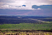 Island Photos Prints - Big Island Landscape 2 Print by Bette Phelan